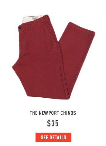 Newport Chinos