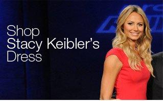 Shop Stacy Kiebler's Dress