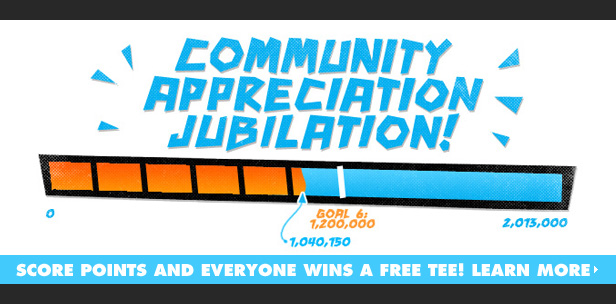 Community Appreciation Jubilation