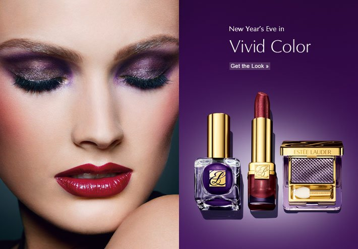 New Year's Eve in Vivid Color Get the Look »