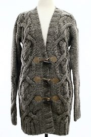 Christopher Fischer Hand-knit Cardigan