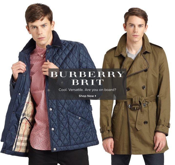 Shop Burberry Brit