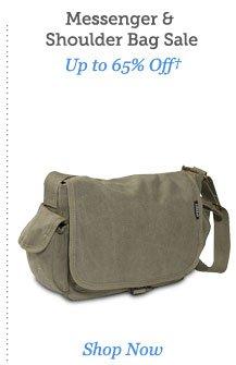 Messenger and Shoulder Bags Sale