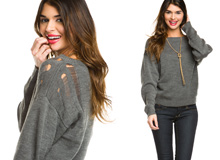 Throw On & Go Sweaters Under $60