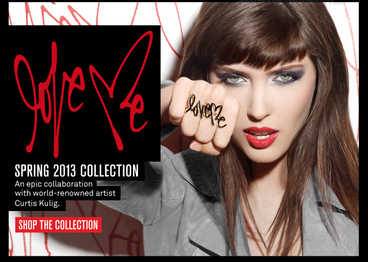 Love Me Spring 2013 Collection