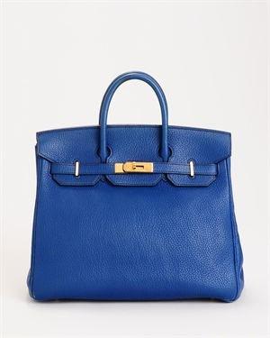 Hermes Birkin 32cm Togo Leather Handbag