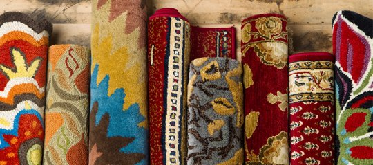 The Rug Tent Sale