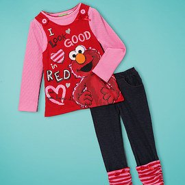 Sesame Street: Kids' Apparel