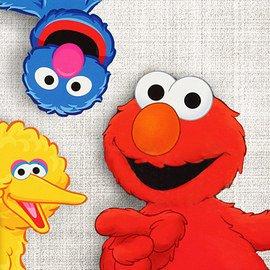 Sesame Street: Books & Toys