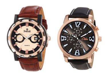 Shop Stylized Watches ft. Swistar