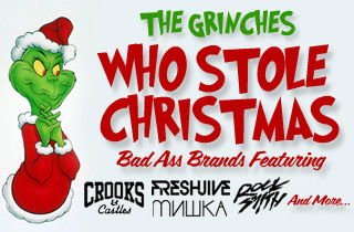 The Grinches Who Stole Christmas