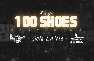 Top 100 Shoes