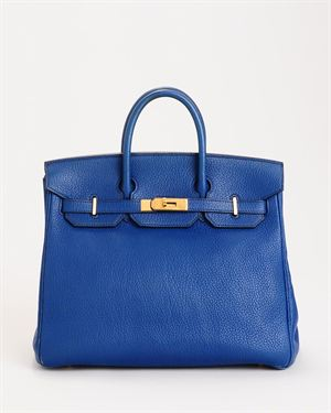 Hermes LN Birkin 32cm Togo Leather Handbag $9,999