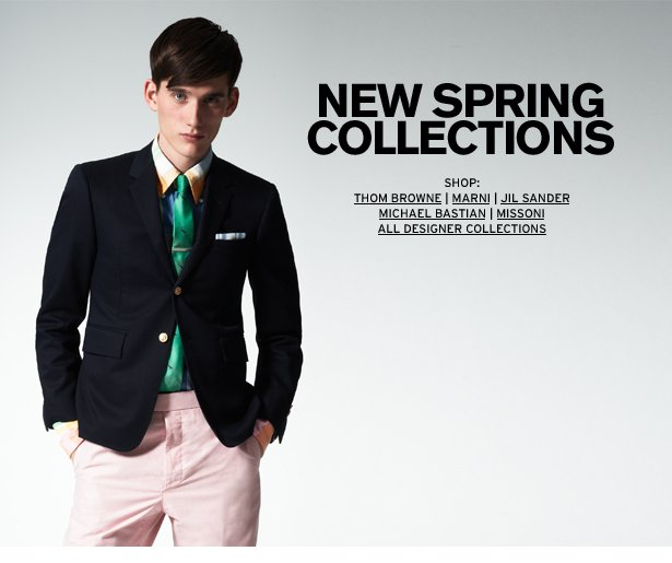 NEW SPRING COLLECTIONS
