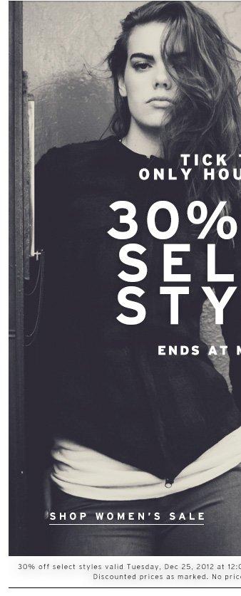 Shop the Sale - Women's