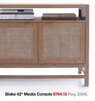 Blake 42 in. Media Console