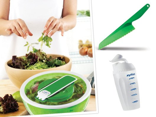 These three handy tools will make salads easier to prep, tastier, and even more beautiful.