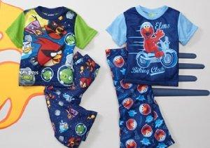 Favorite Character Sleepwear for Boys