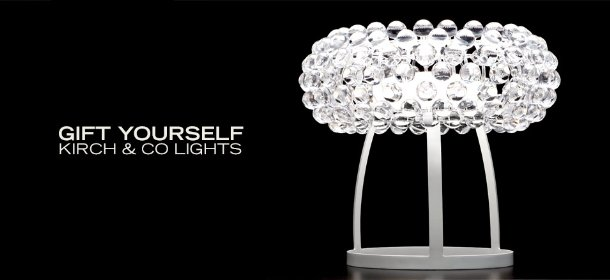 GIFT YOURSELF: KIRCH & CO LIGHTS, Event Ends January 1, 9:00 AM PT >
