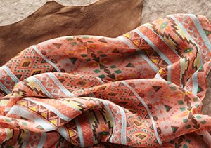 Printed Scarves: Up to 80% Off