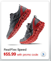 RealFlex Speed | $55.99 with promo code