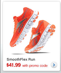 SmoothFlex Run | $41.99 with promo code