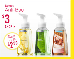 Select Anti-Bac - $3