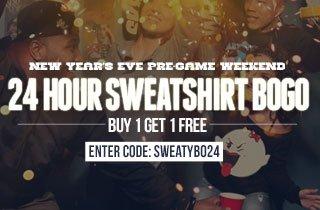 24 Hour Sweatshirt BOGO