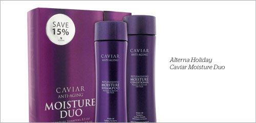 Alterna Caviar Duo
