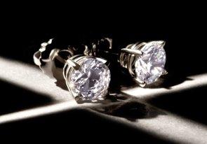 Diamond Stud Spotlight