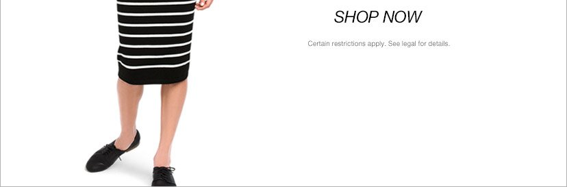 SHOP NOW | Certain restrictions apply. See legal for details.