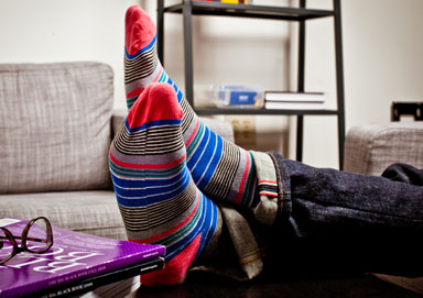 Shop Sock Stash: Unsimply Stitched