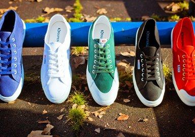 Shop New Superga Sneakers