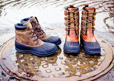 Shop New Patterned Boots by Sebago