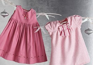 Vintage Inspired Baby Apparel