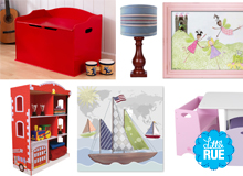 Pump Up the Playroom Kids' Furniture & Décor