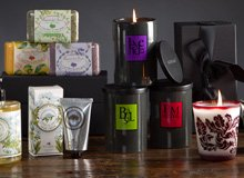 Time to Unwind Soothing Soaps, Candles, & More