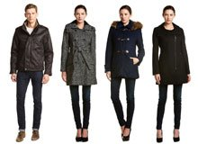 Out on the Town Women's & Men's Tailored Coats