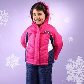 All Set for Snow: Kids' Snowsuits