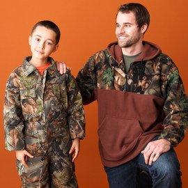 Trail Crest Father & Son