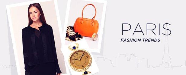 Paris Fashion Trends