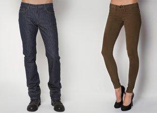 Wardrobe Essentials: Denim Sale for Him & Her