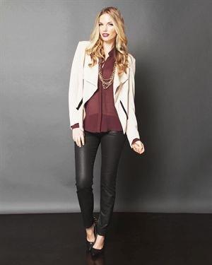 Lumiere Asymmetrical Jacket $29