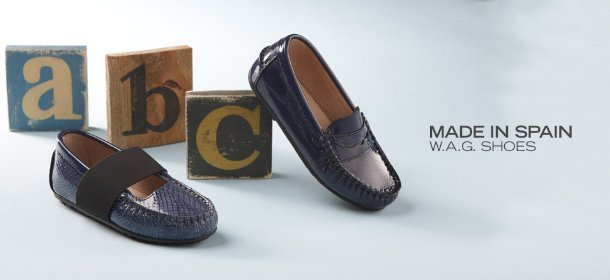 MADE IN SPAIN: W.A.G. SHOES, Event Ends January 2, 9:00 AM PT >