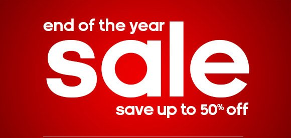 Shop End of Year Sale  »