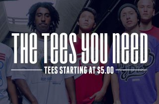 The Tees You Need