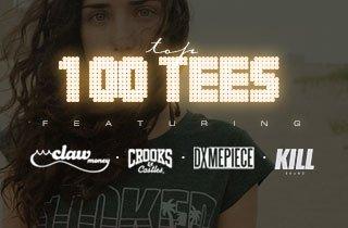 Top 100 Tees