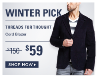 Shop Today's Winter Pick now