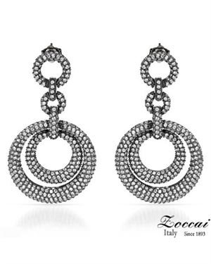 L&G BY ZOCCAI Made In Italy Earrings 925 Sterling Silver