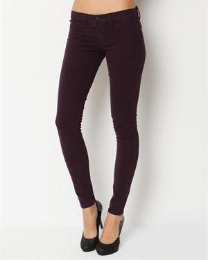 Klique B. Colored Stretch Skinny Jeans